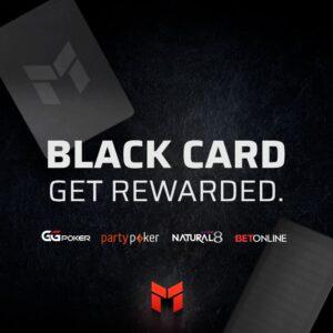 Invitation to join PLO Mastermind's Black Carg affiliate program.